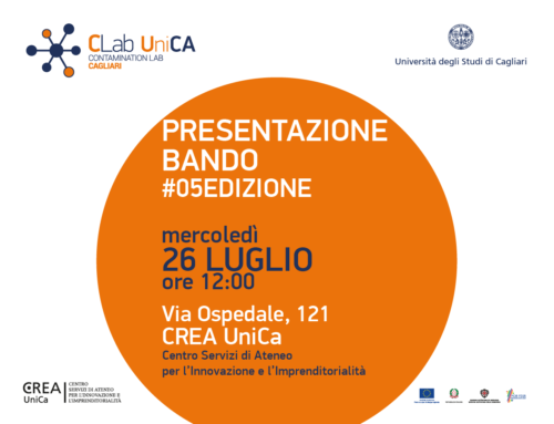 CLab UniCa – Event for the presentation of the #05Edition