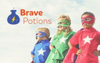 Brave Potions lancia crowdfunding per Super Poteri