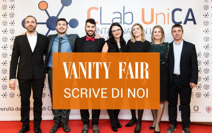 Maria Chiara Di Guardo e il CLab UniCa intervistati da Vanity Fair