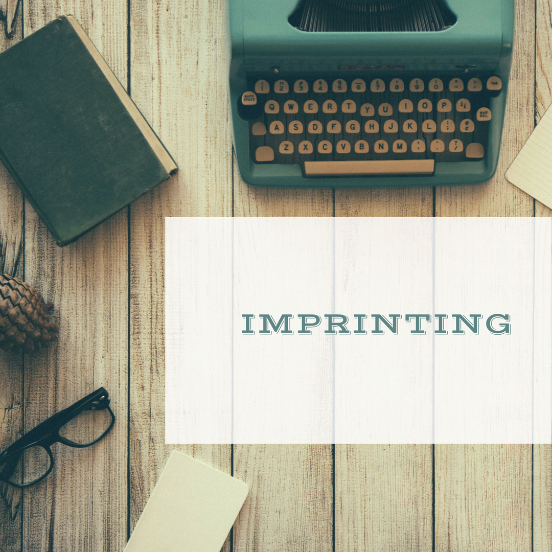 Imprinting free services and financing