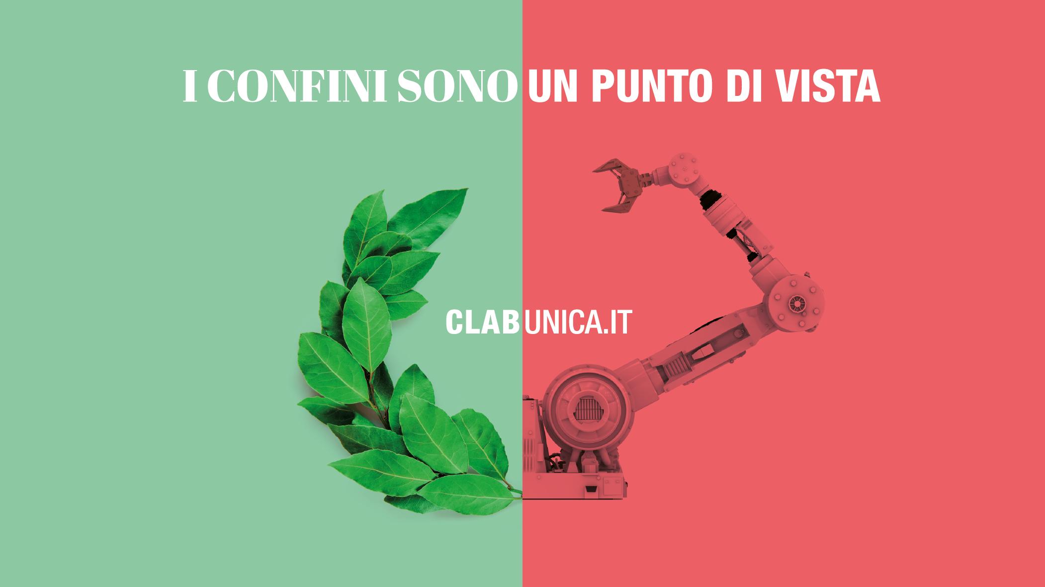CLabUnica#05 - I CONFINI SONO UN PUNTO DI VISTA