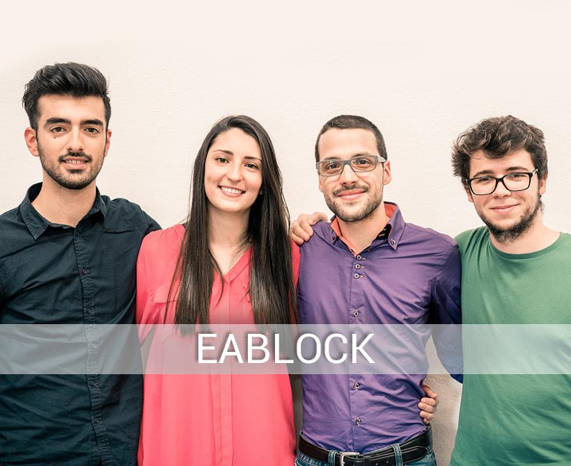Eablock: finalista #05Edizione CLab UniCa