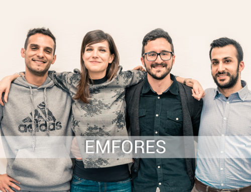 Emfores: one of the six contenders in the Finale of CLab UniCa #05Edition