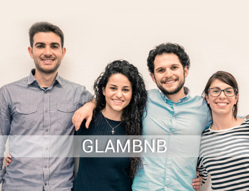 Glambnb: one of the six contenders in the Finale of CLab UniCa #05Edition
