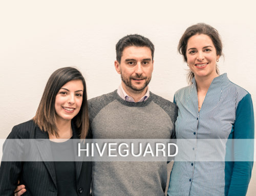 HiveGuard: one of the six contenders in the Finale of CLab UniCa #05Edition