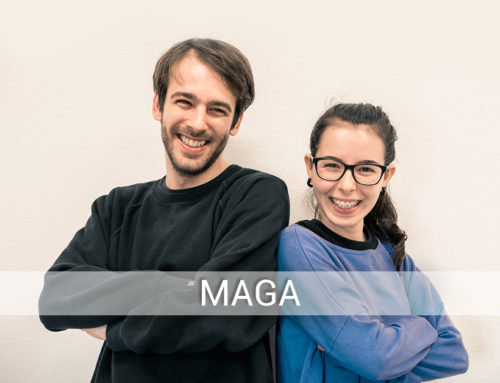 MAGA: one of the six contenders in the Finale of CLab UniCa #05Edition