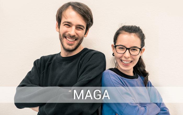 MAGA: finalista #05Edizione CLab UniCa