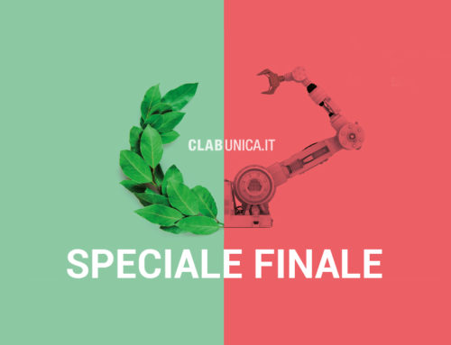 CLab UniCa Finale Special: judges, prizes, teams and the event program